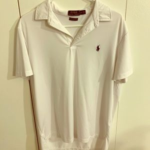 Ralph Lauren dry fit performance polo